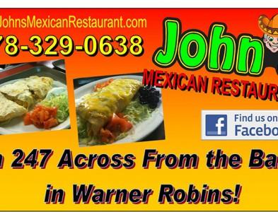 John's Mexican