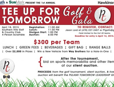Tee Up for Tomorrow