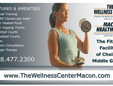 Macon Health Club