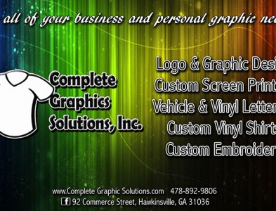 Complete Graphics Solutions