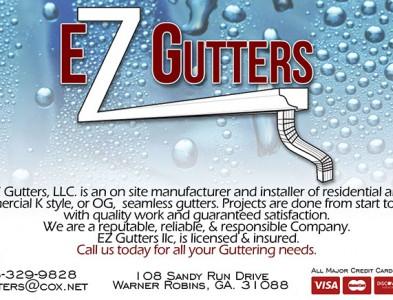 EZ Gutters