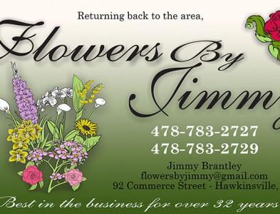 Flowers by Jimmy