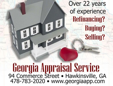 Georgia Appraisal Services